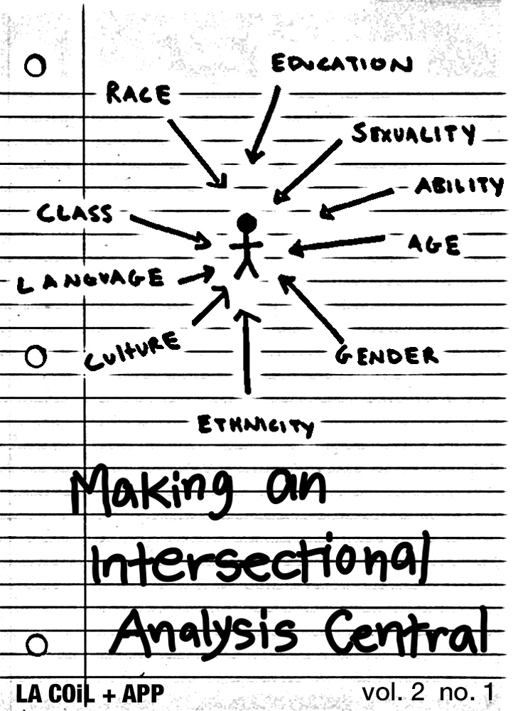 Making an Intersectional Analysis Central
