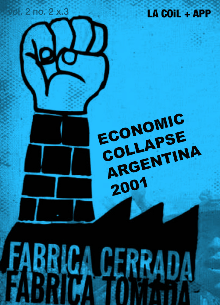 2001 Economic Collapse in Argentina