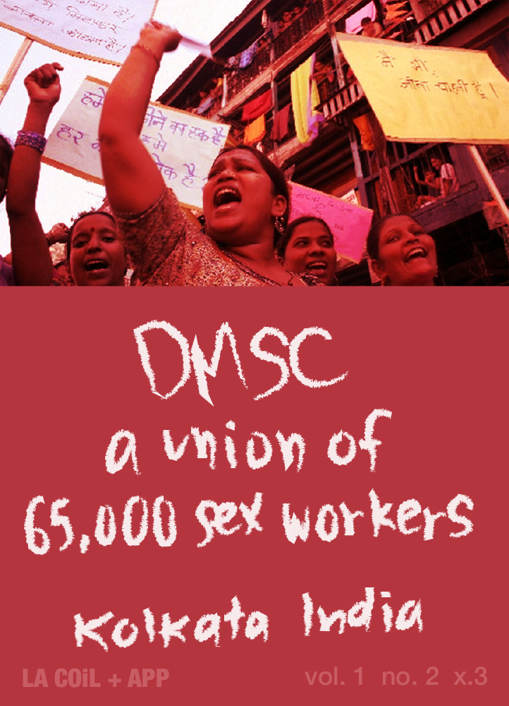 DMSC Sex Workers Union Kolkata, India